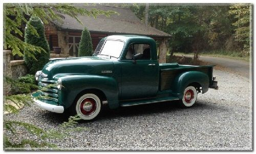 Old Trucks for Sale Craigslist