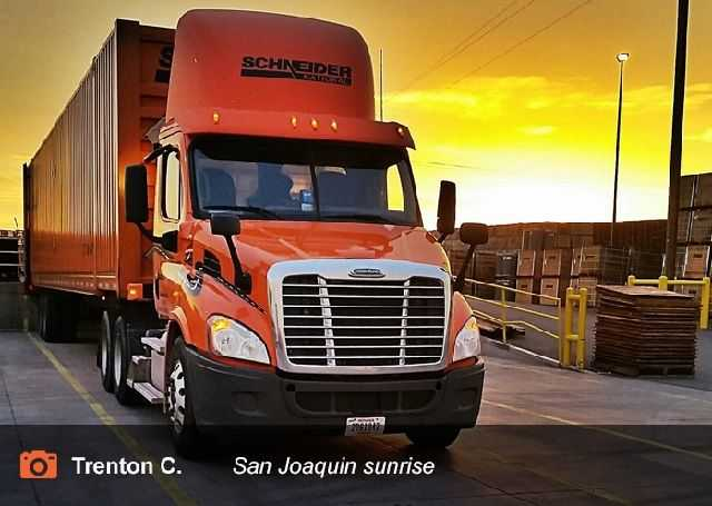 Schneider Trucking Jobs