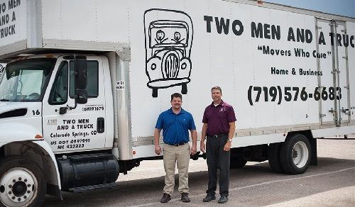 Two Men and a Truck Coupon