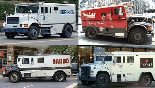 Armored Truck Companies