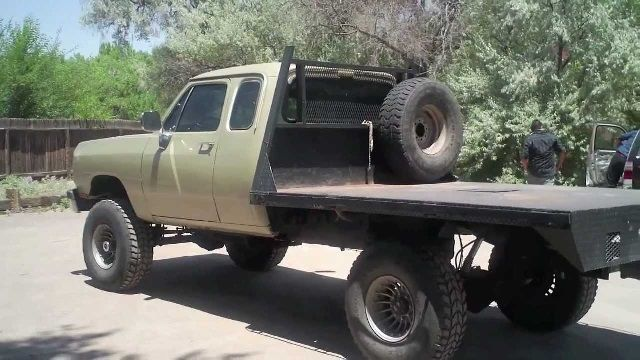 Flatbed Truck for Sale Craigslist