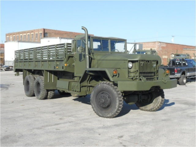 Surplus Military Trucks Sale