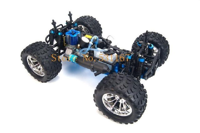 Gas Powered Rc Trucks 4x4