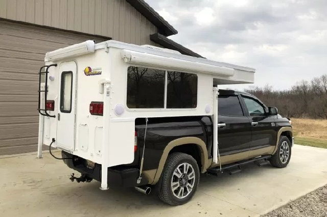 Pick up Truck Campers