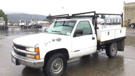 Used Utility Trucks for Sale Craigslist