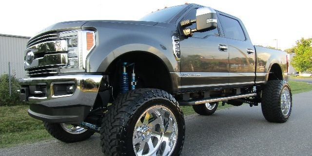 Lifted Trucks for Sale in Nc