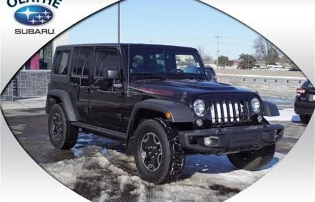 Jeep Dealership Kansas City