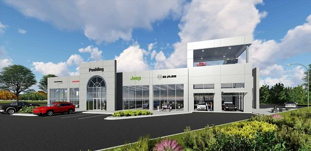 Jeep Dealership Dallas
