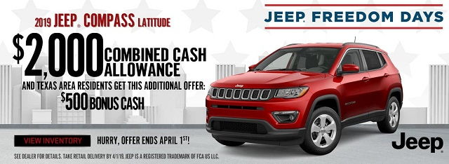 Jeep Dealership Dallas (love field chrysler dodge ...