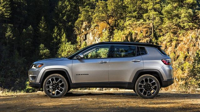 2017 Jeep Compass Reviews