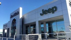 Jeep Dealership Tucson, az auto mall