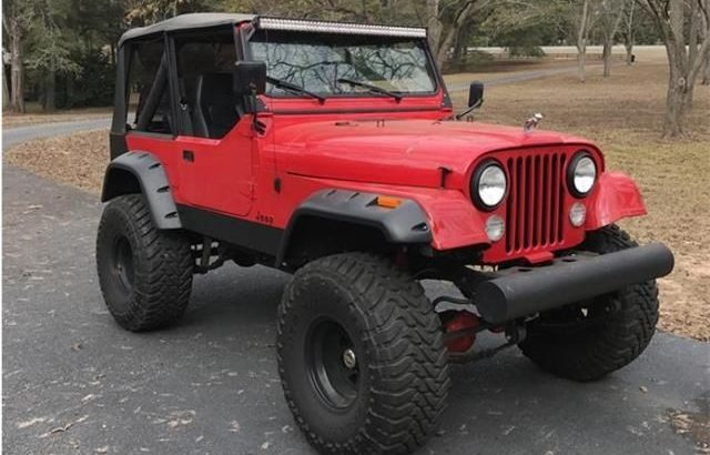 Jeeps For Sale In Md >> Classic Jeeps for Sale (Old army, cj5, cj7, v8) - typestrucks.com