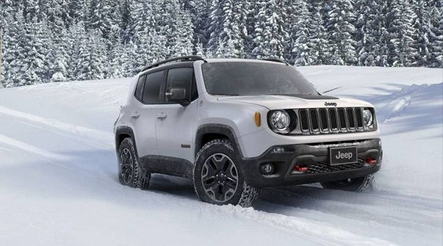 2017 Jeep Renegade Msrp