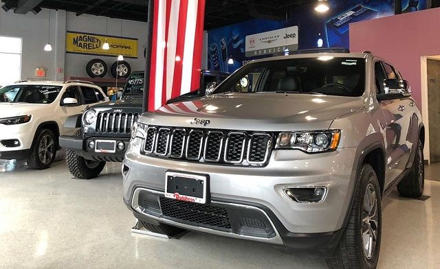 Jeep Dealers Ny