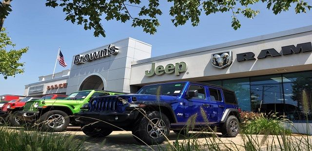 Jeep Dealers in Northern va