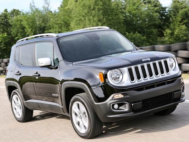 used white jeep renegade for sale near me