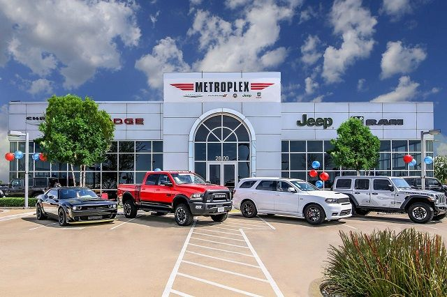Jeep Dealership Dallas Tx (love field chrysler, richardson ...