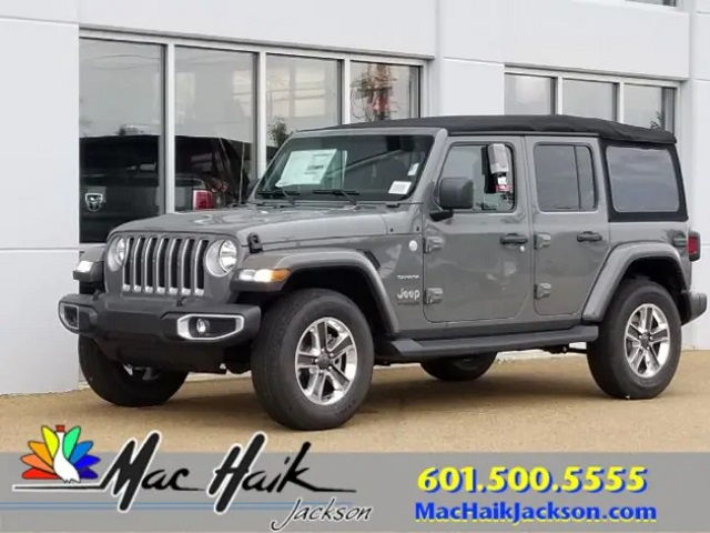 Jeep Dealership in Jackson Ms