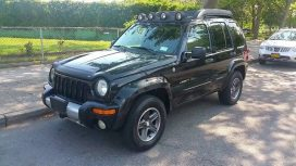 2003 Jeep Liberty Renegade Specs&Review