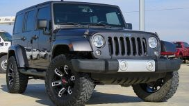 Jeep Wrangler 4 Door for Sale (lime green)