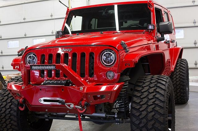 Images and Photos Build a Custom Jeep Wrangler Online