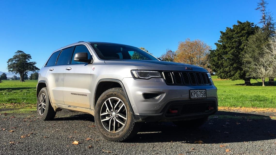 Images and Photos 2017 Jeep Grand Cherokee Limited Reviews