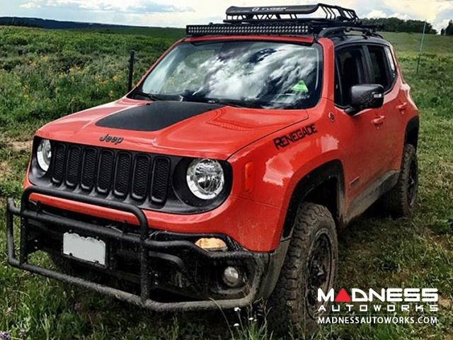 Jeep Renegade Aftermarket Parts 2017 2018 Sport