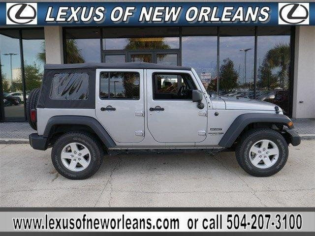 Jeep Dealership New Orleans