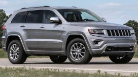 2016 Jeep Grand Cherokee msrp (limited review&price)