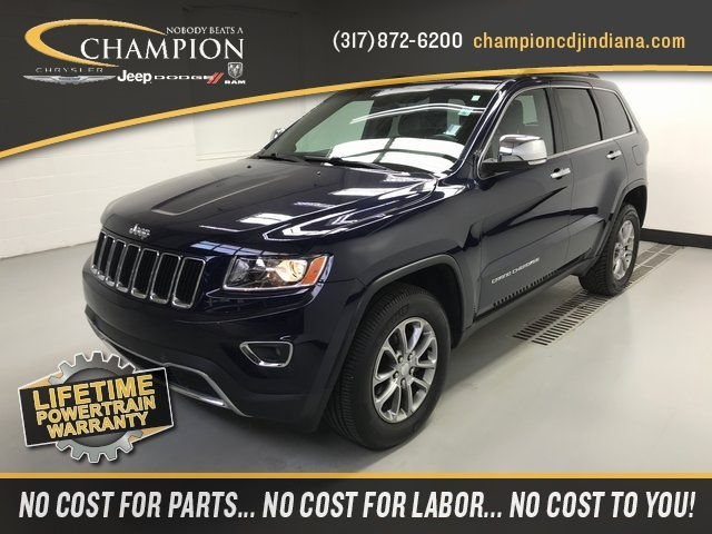 Images and Photos 2016 Jeep Grand Cherokee msrp