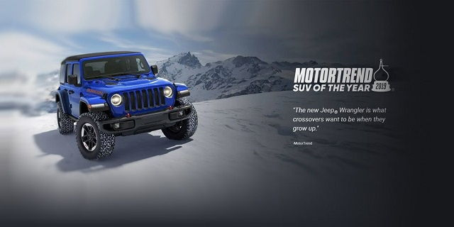 Images and Photos Jeep Rubicon Lease