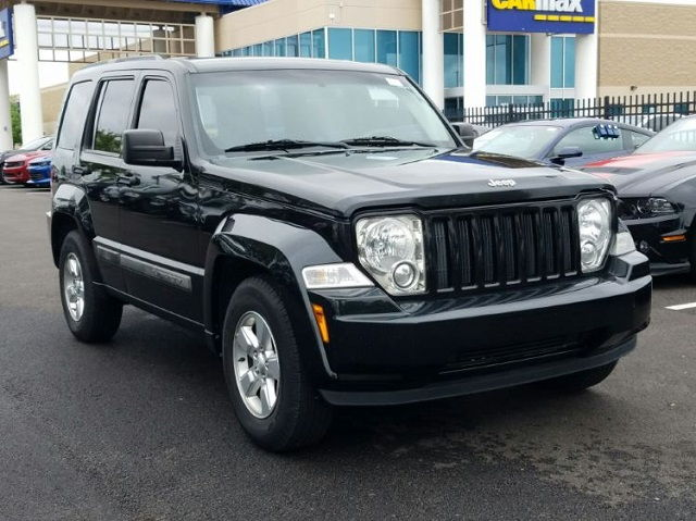 2015 Jeep Liberty Price