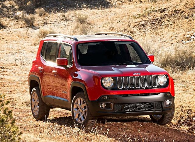 Jeep Renegade Consumer Reviews