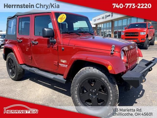 Used Jeep Wrangler for Sale in Ohio