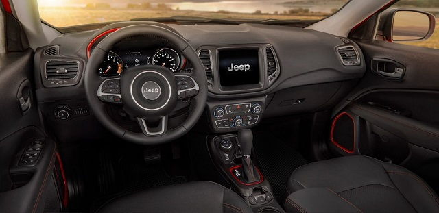 2017 Jeep Compass Lease