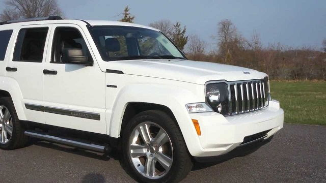 2012 Jeep Liberty Limited Edition