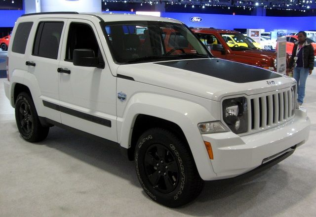 Images and Photos Jeep Liberty Arctic Edition