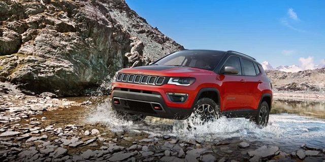 Images and Photos 2017 Jeep Compass Lease