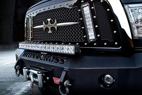 Iron Cross Truck Accessories