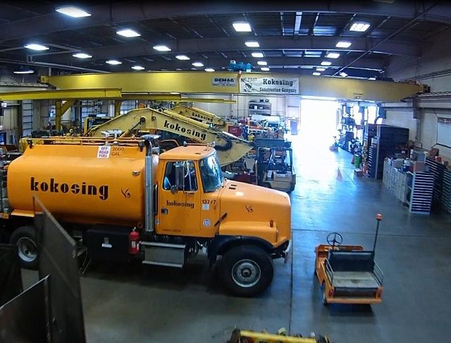 Kokosing Construction Truck Auction