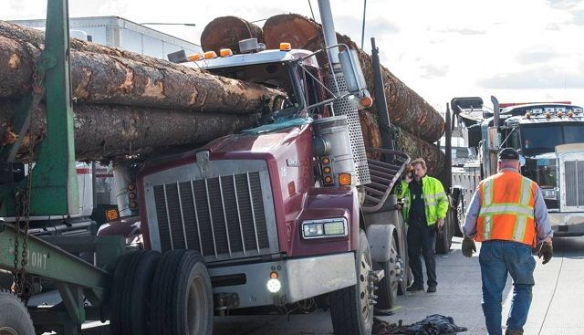 Log Truck Accidents