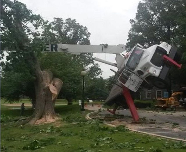 Boom Truck Accidents