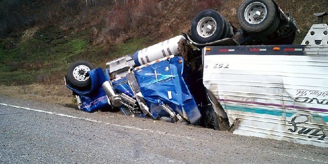 Recent Truck Accidents