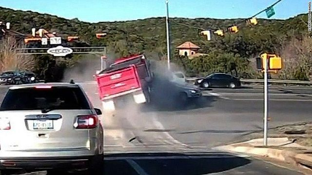 Truck Accidents Caught on Camera