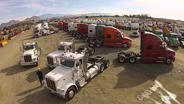 Commercial Truck Auctions California