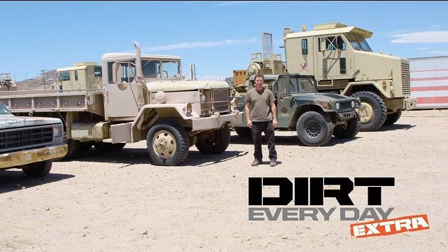 Army Truck Auction
