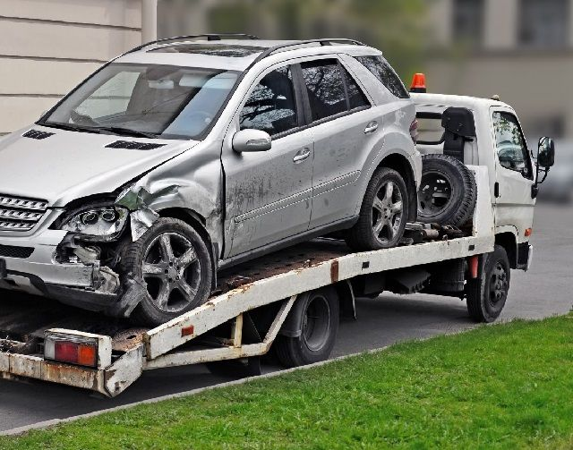 Tow Truck Accidents