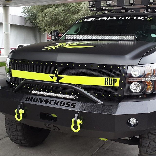 Images and Photos Iron Cross Truck Accessories