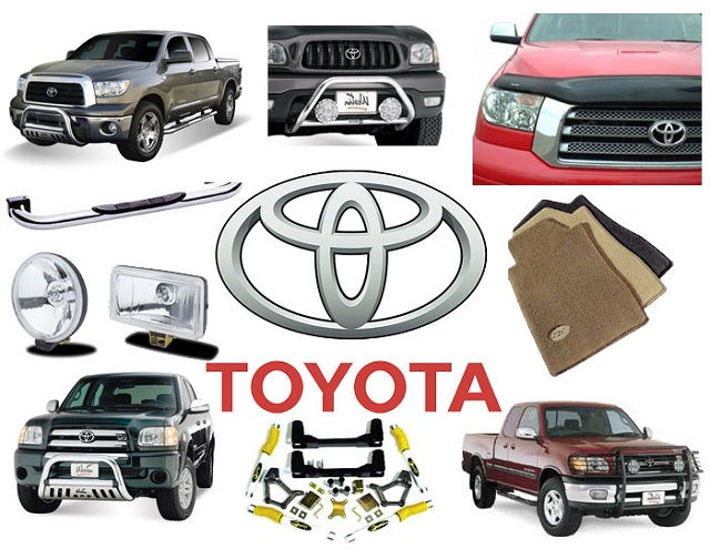 Images and Photos Toyota Truck Accessories Catalog
