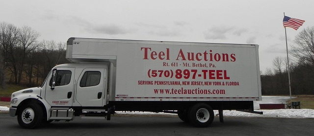 Truck Auctions in Pennsylvania